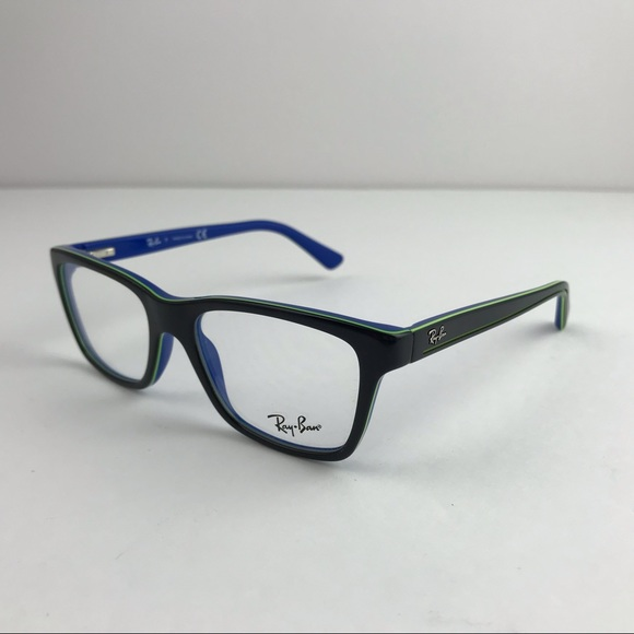 05be52b3af RAY-BAN prescription glasses RB1536 black blue. M 5beb3ba803087c594689db75